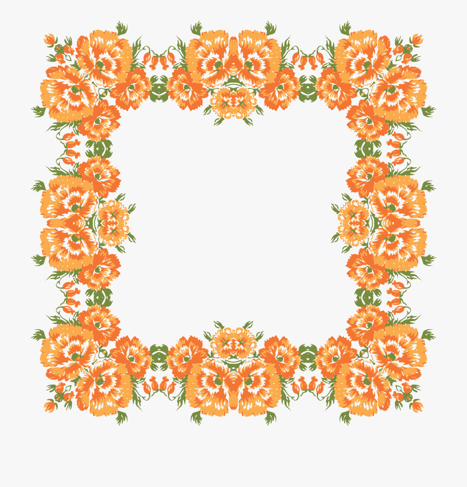 Png Transparent Stock Wreath Frame Clipart.