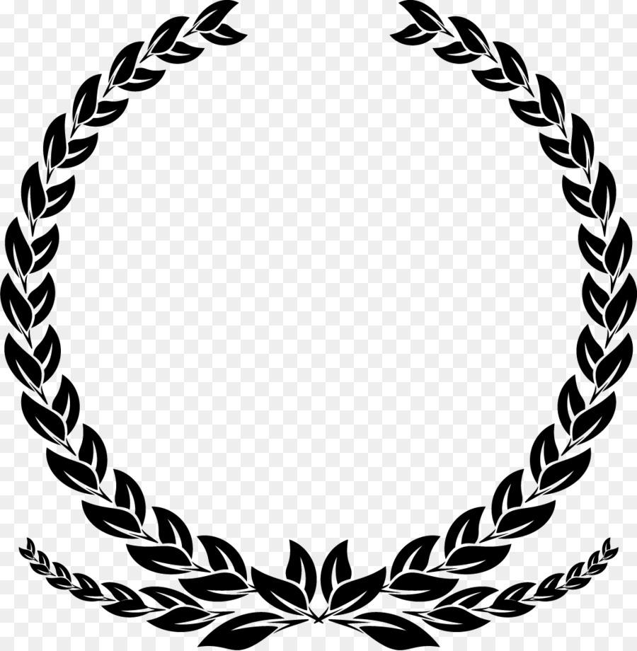 Laurel wreath Clip art Olive wreath Vector graphics.