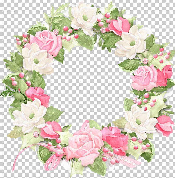 Rose Flower Wreath PNG, Clipart, Artificial Flower, Cut.