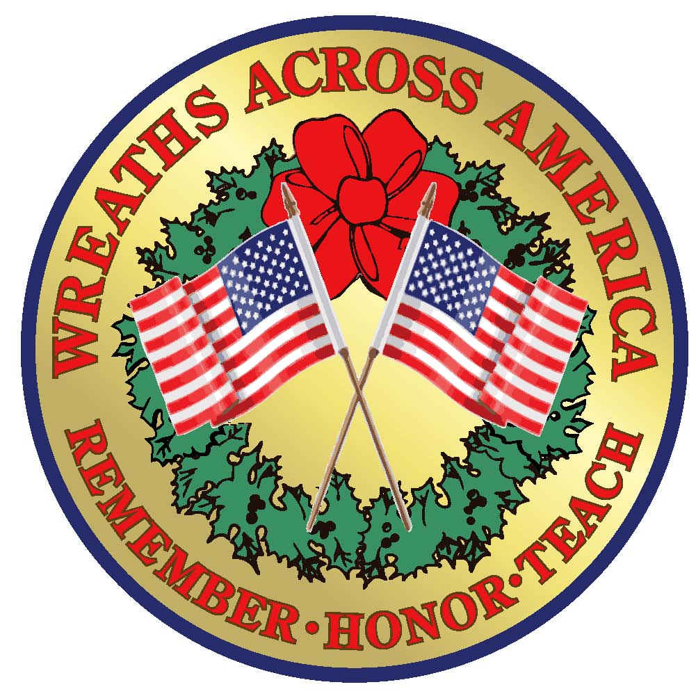 Wreaths Across America Clipart.