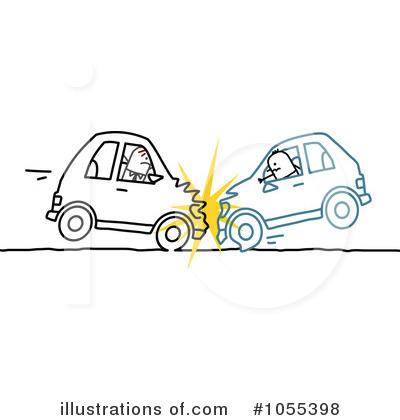 Automobile Crash Clipart.