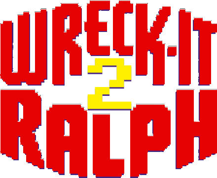 Wreck it ralph logo png 5 » PNG Image.