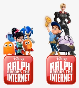 Ralph Breaks The Internet Clipart, HD Png Download.