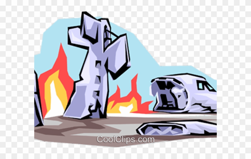 Wreck Clipart Truck Accident.