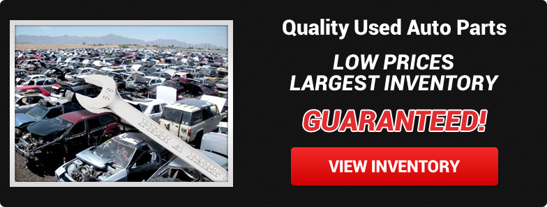 Used Auto Parts and Cheap Car Parts in Phoenix AZ.
