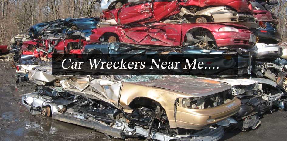 Car Wreckers Near Me.
