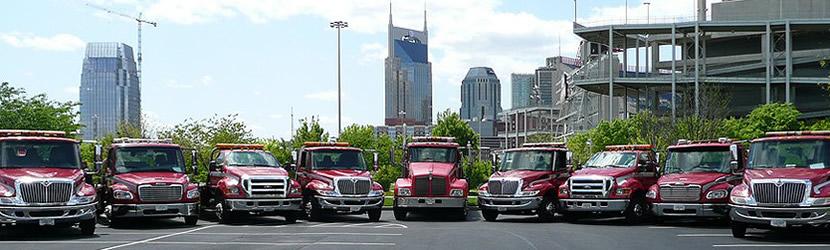 Bailey's Wrecker Service, Nashville TN Wrecker and Towing Company.