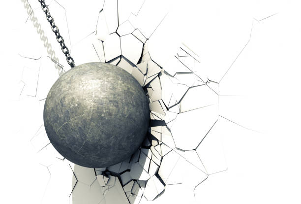 Best Wrecking Ball Illustrations, Royalty.