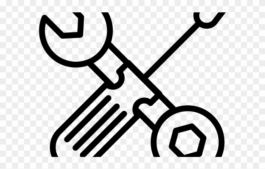 Screwdriver Clipart Wrench Bolt.