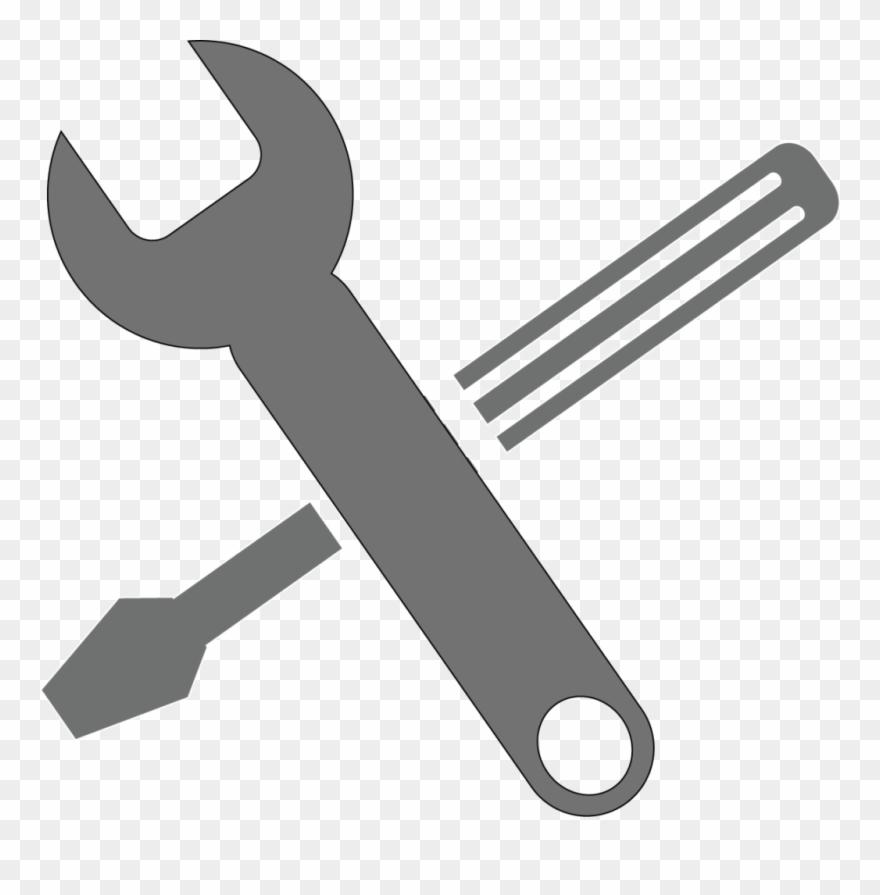 Wrench Transparent Png Free Download Vector Clipart.