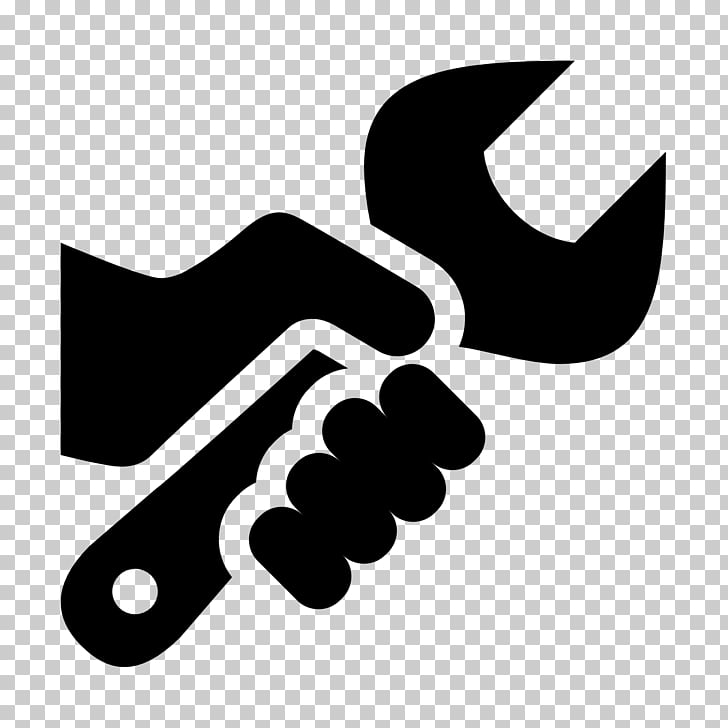 Computer Icons Symbol Employment Labor, wrench, hand holding.
