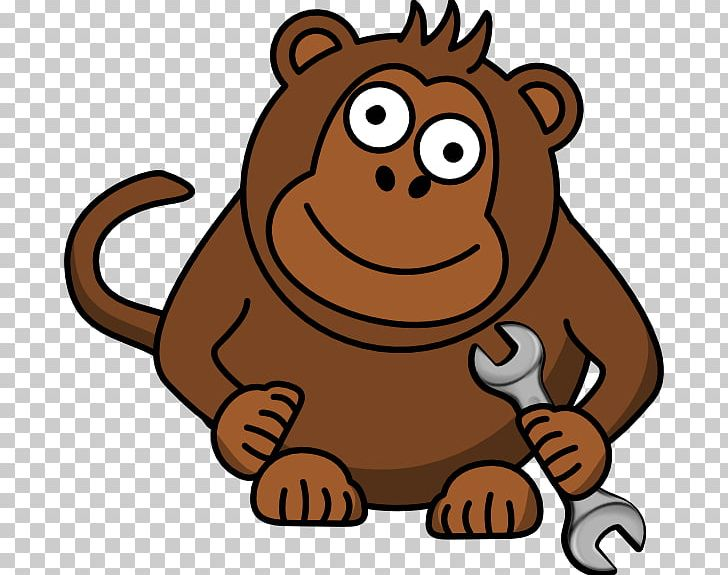 Monkey Wrench PNG, Clipart, Animation, Artwork, Big Cats.