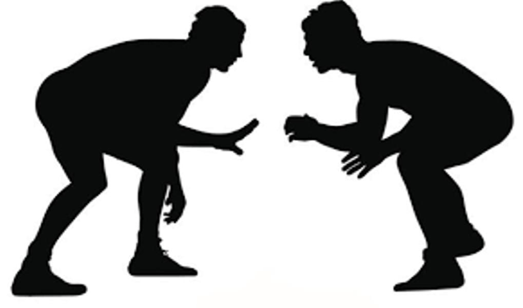 Clip art Image Professional wrestling Silhouette.