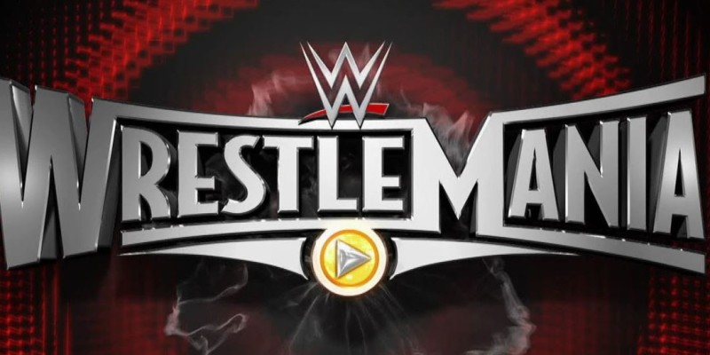 More WWE WrestleMania 31 Set Construction Photos from Levi\'s.
