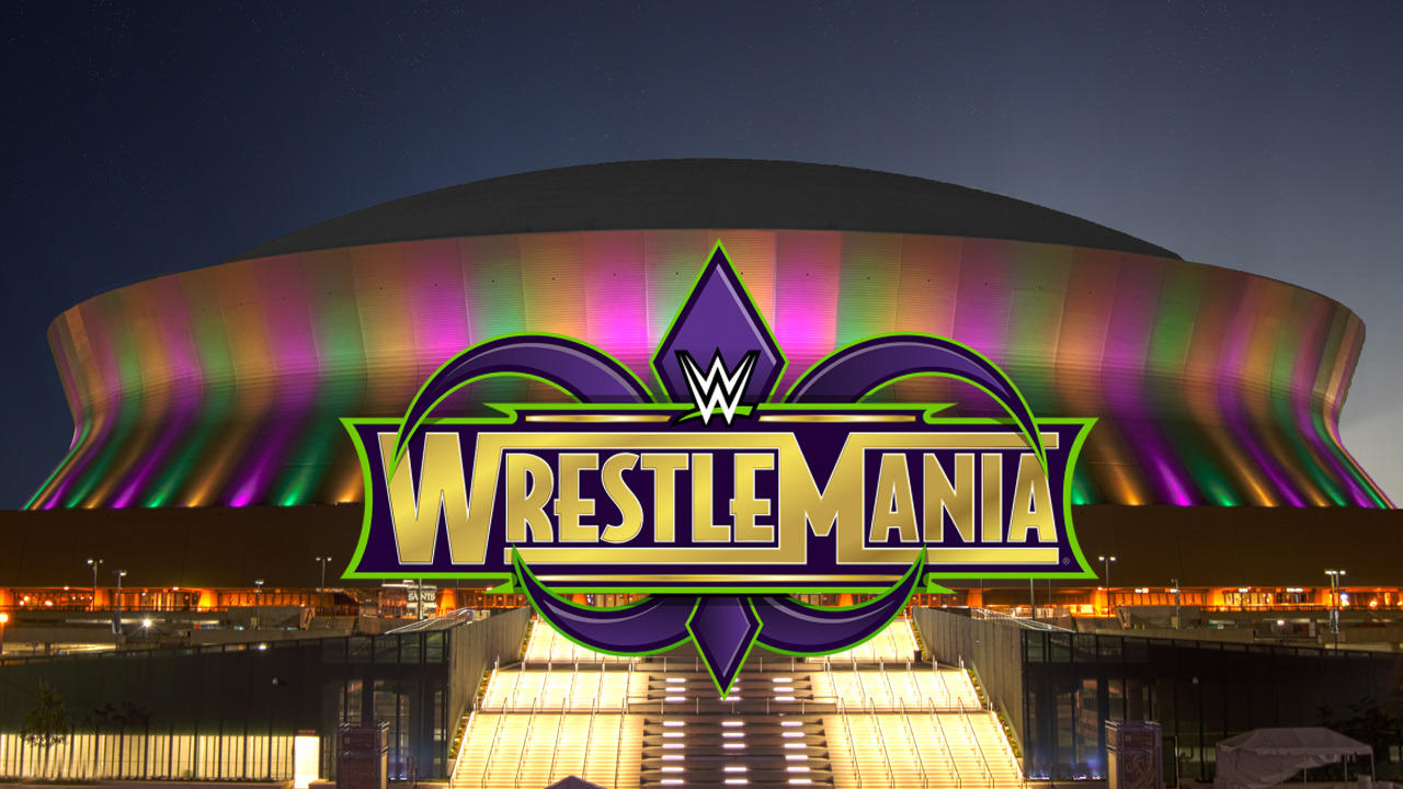 MMA India\'s WWE WrestleMania 34 Round.