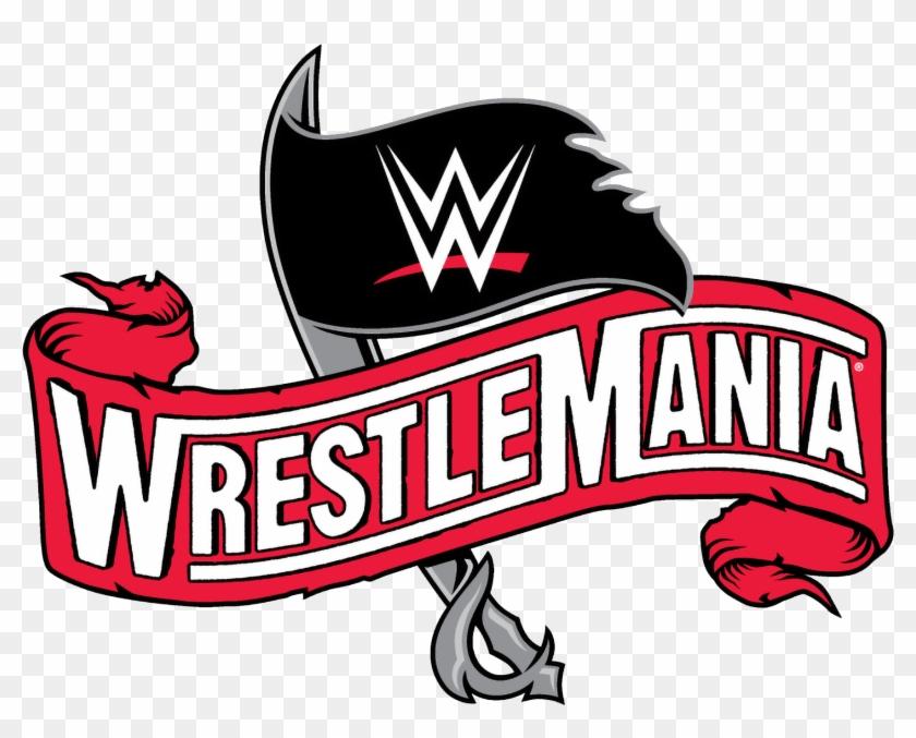 Wwe Wrestlemania 36 Logo, HD Png Download (#3108976).