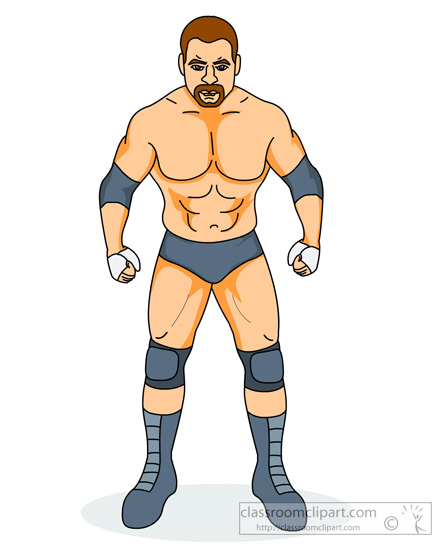 Free Wrestling Clip Art Pictures.