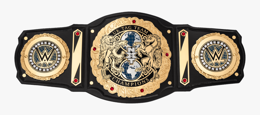 Wwe Nxt Uk Tag Team Championship Belt Png By.