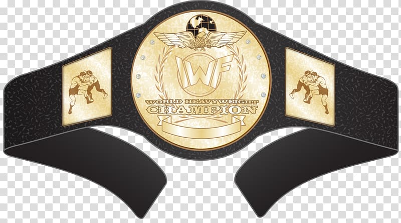 Championship belt transparent background PNG cliparts free.