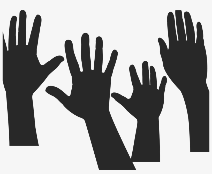 Raised Hand Png & Free Raised Hand.png Transparent Images.