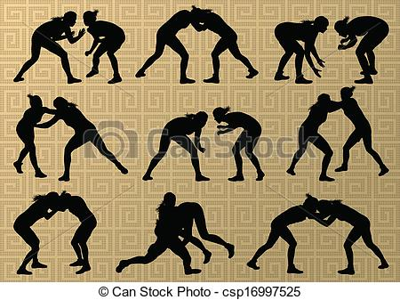 Wrestling Clipart and Stock Illustrations. 3,255 Wrestling vector.