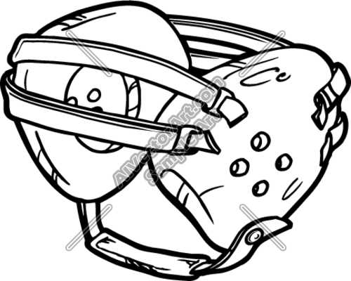 Wrestling Equipment Clipart.