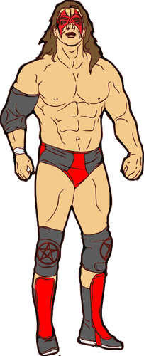 Professional wrestler.