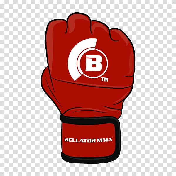 Boxing glove Bellator 149: Shamrock vs. Gracie Bellator MMA.