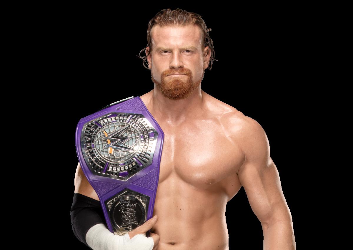 WWE.com finally updated Buddy Murphy