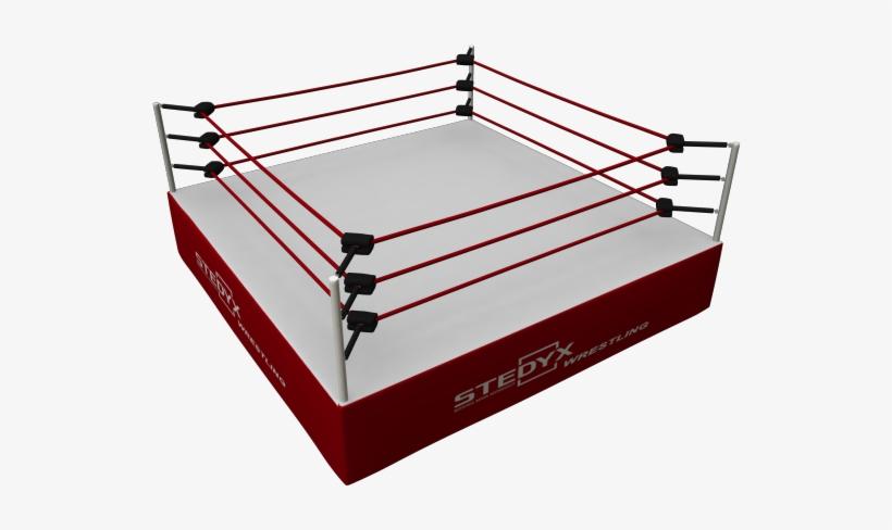 Wrestling Cage Png.