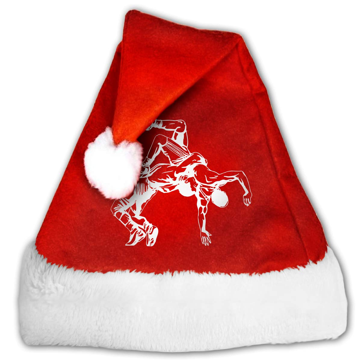 Amazon.com: SENG&26HAT Wrestling Clipart Christmas Xmas.