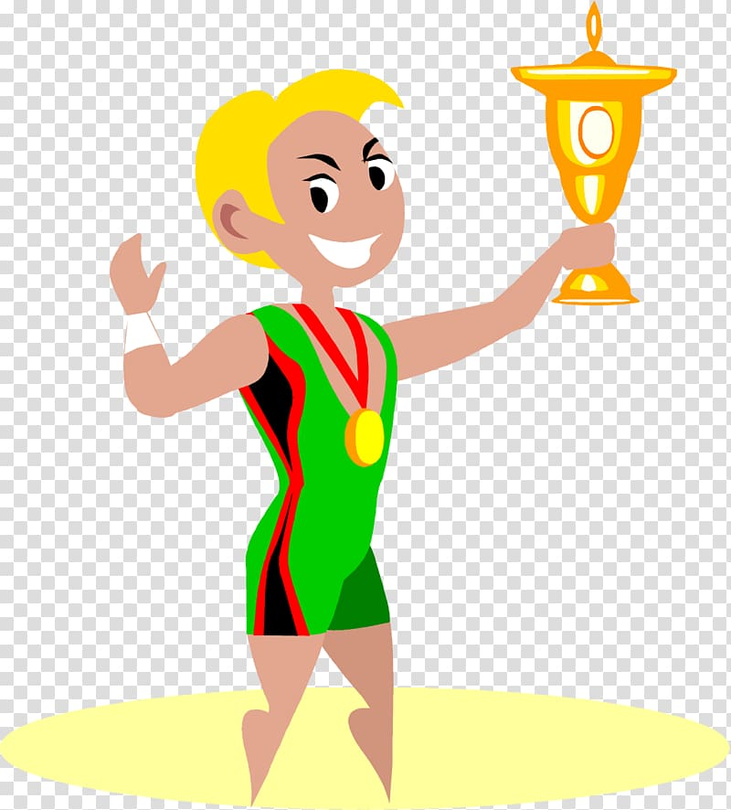 Wrestling , winner transparent background PNG clipart.