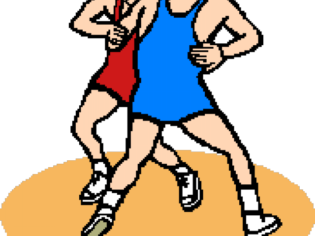 Wrestling Clipart Wrestling Winner.