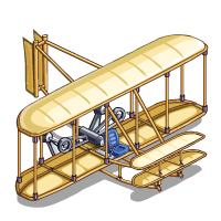 wright brothers clipart clipground Airplane Template vintage airplane clip art free