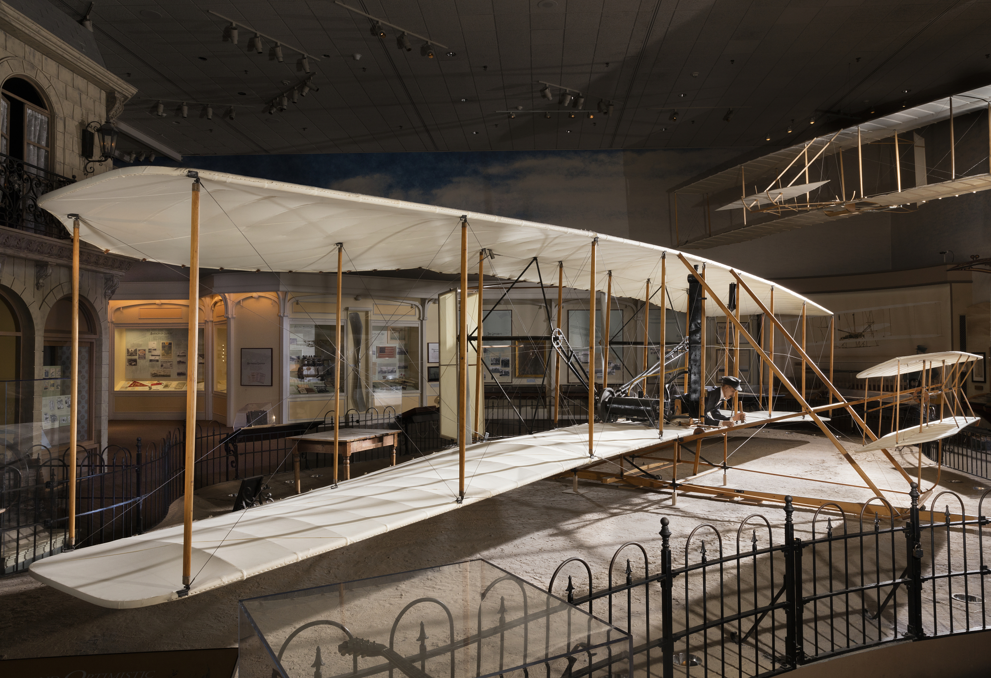 1903 Wright Flyer.