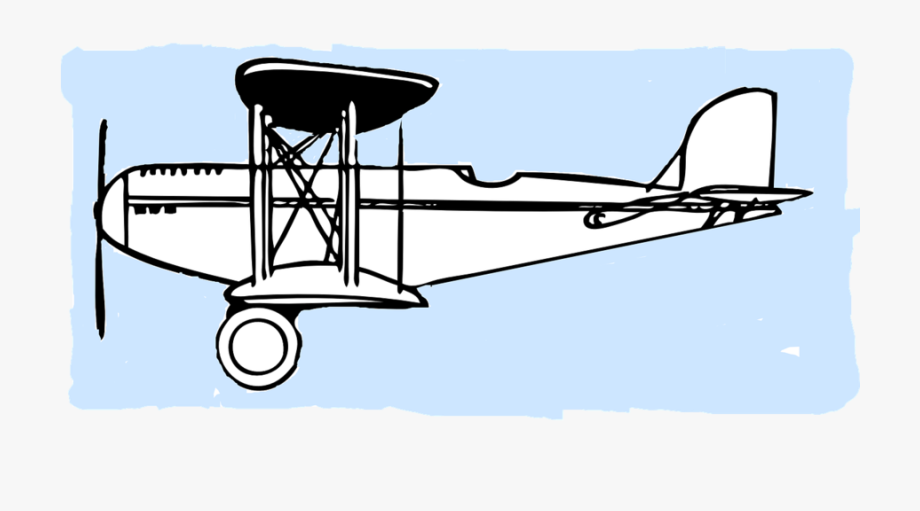 Airplane Clipart Cartoon.