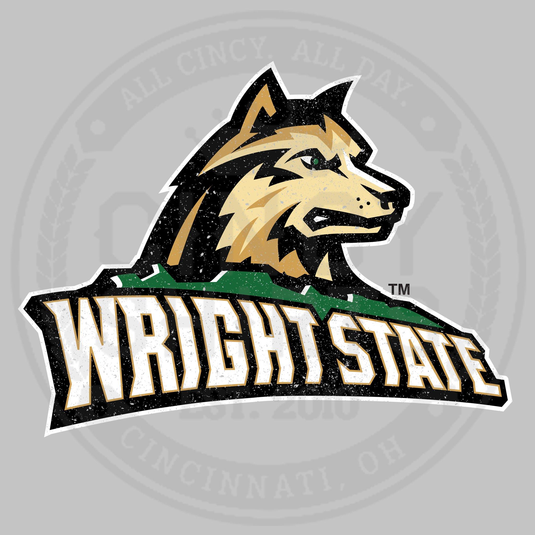 Wright State Raiders Logo.