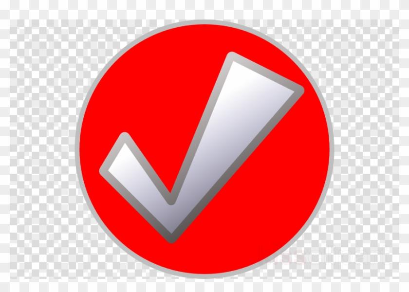 Red Tick Clipart Check Mark Clip Art.