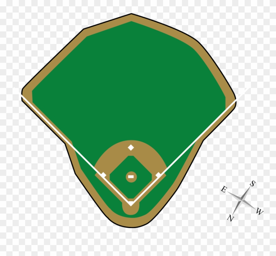 Svg Stock Wrigley Field Ground Rule Particulars.
