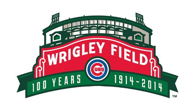 Wrigley Field Clipart.