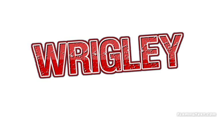 Wrigley Logo.
