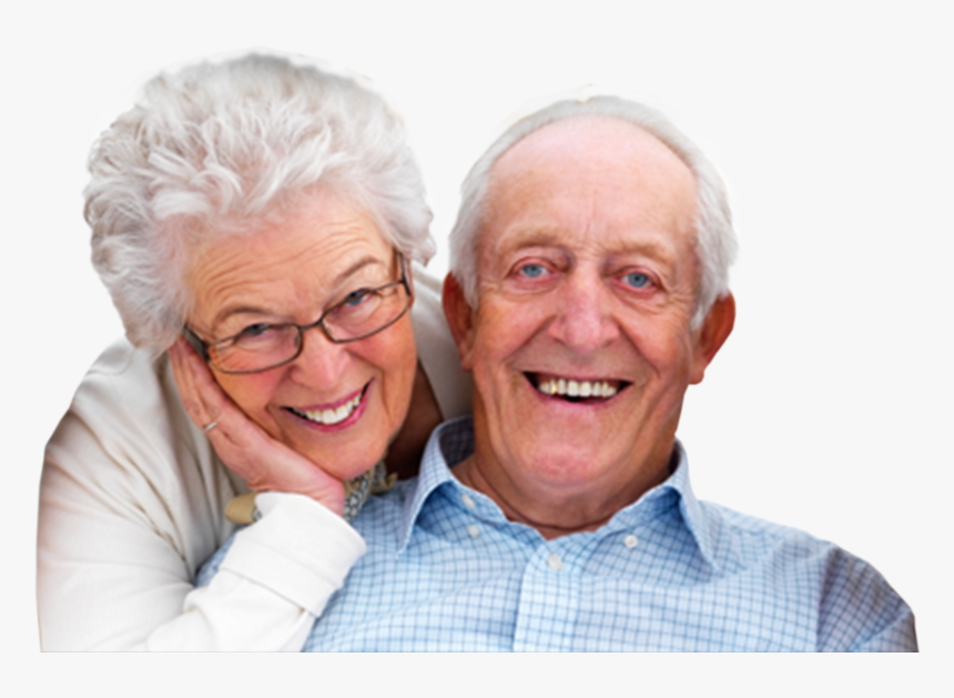 Happy Old Man Png , Png Download.