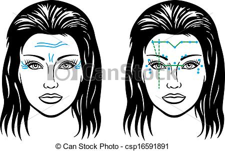Wrinkles Illustrations and Clipart. 35,850 Wrinkles royalty free.