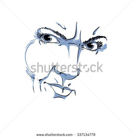 Irritated Woman Stock Photos, Royalty.