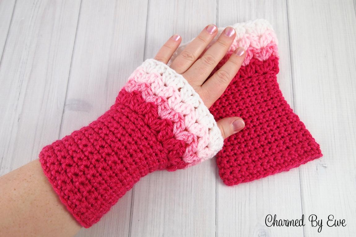 Sweetheart Wrist Warmers.