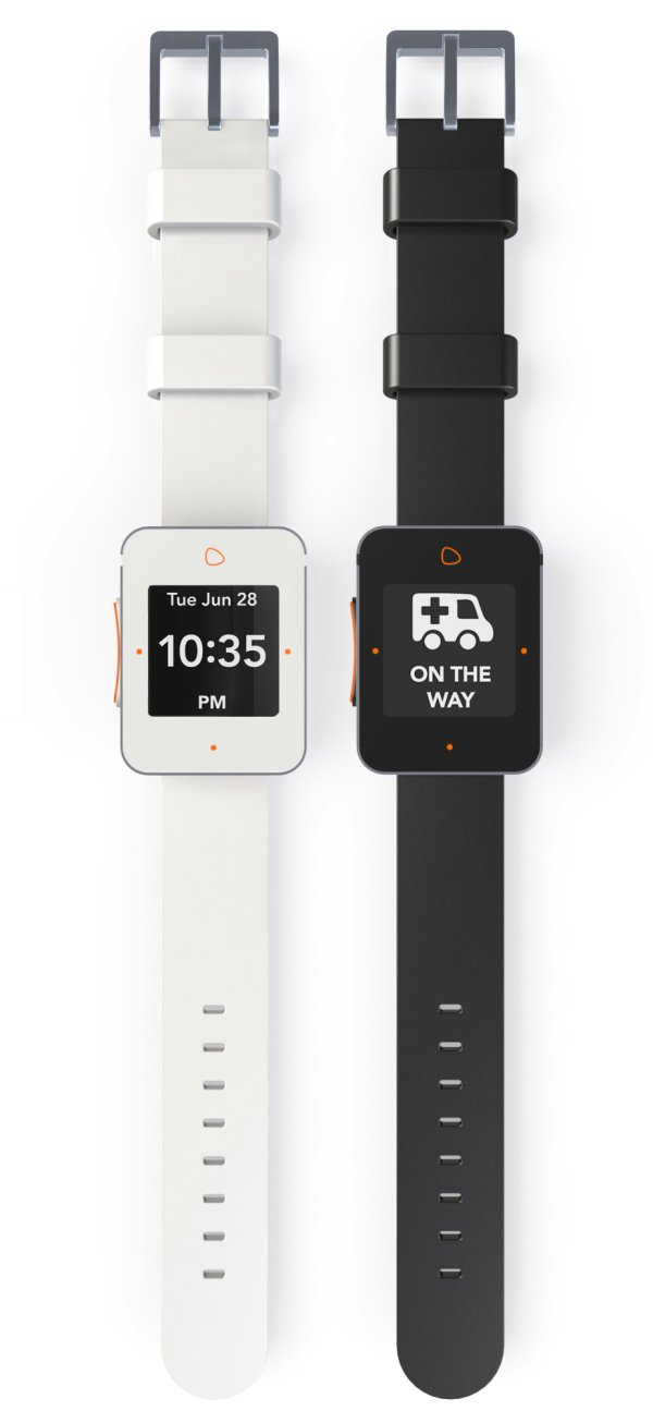 Smartwatches for Older People May Replace Emergency Pendants.