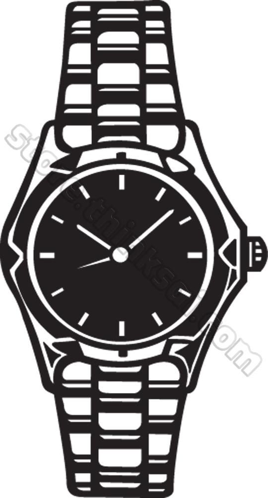 Clipart Black And White Design