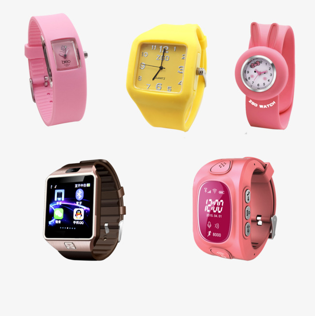 Kids Wrist Watch Png & Free Kids Wrist Watch.png Transparent.