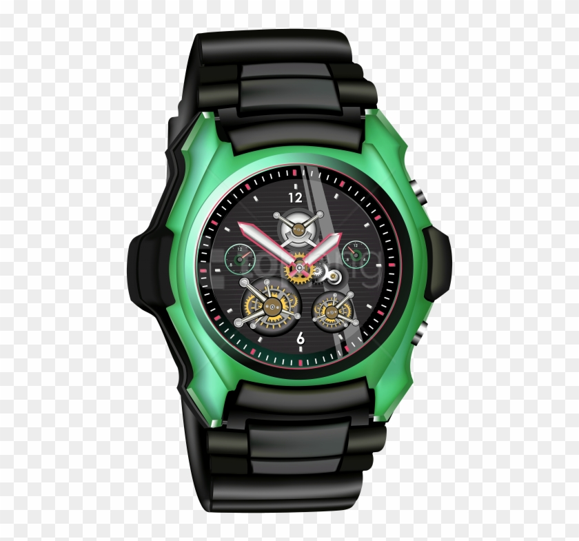Free Png Download Wristwatch Clipart Png Photo Png.
