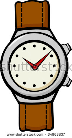 Sports Wrist Watch Stock Vectors, Images & Vector Art.